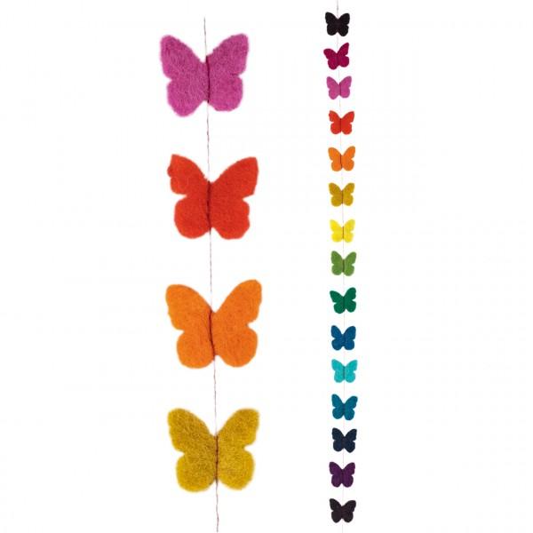 Hänger Schmetterlinge
