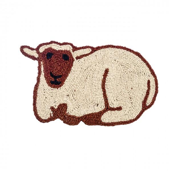 Fußmatte Schaf