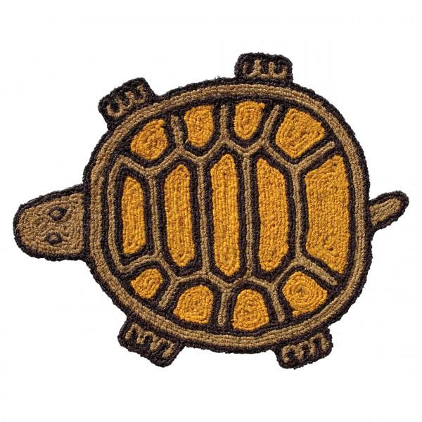 Fußmatte Gelbe Schildkröte