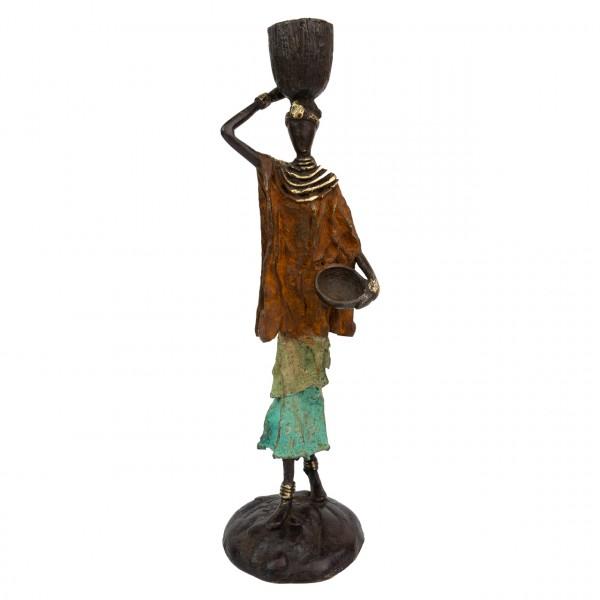 "Figur ""Massai-Frau"""