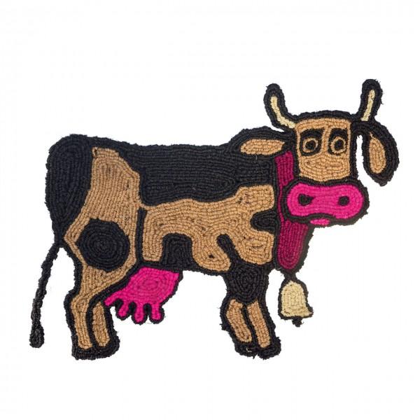 Fußmatte Kuh