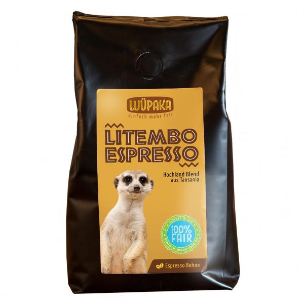 """""""Litembo Espresso"""" ganze Bohne"""