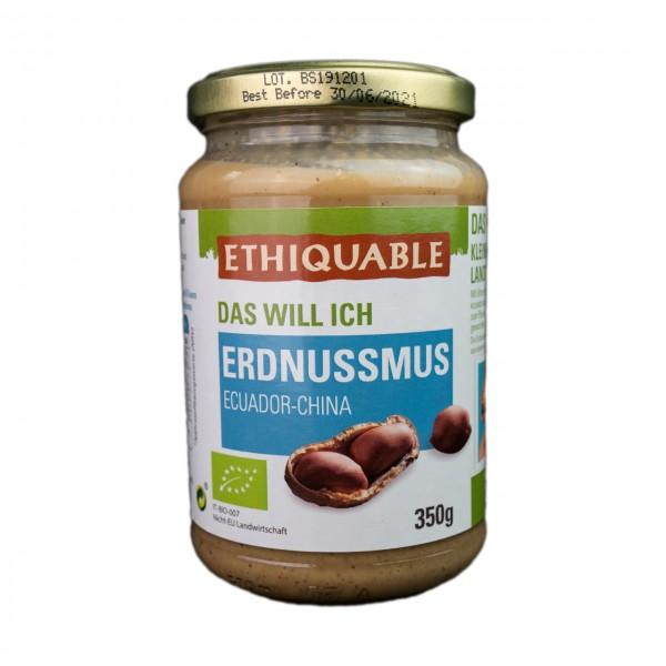 Erdnussmus