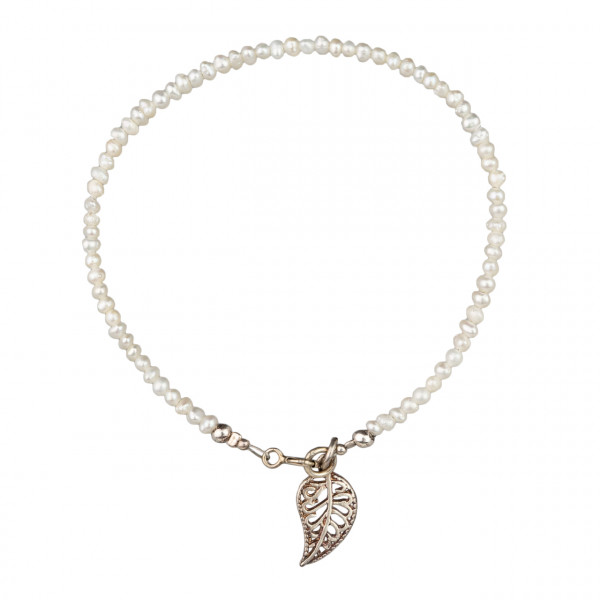 Armkette Perlitas Hoja