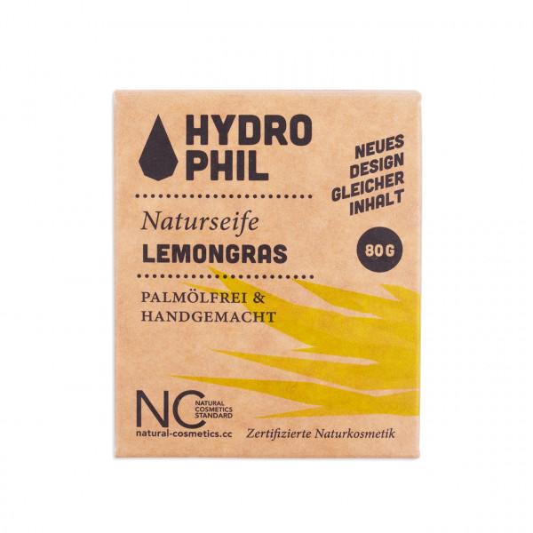 Naturseife Lemongras
