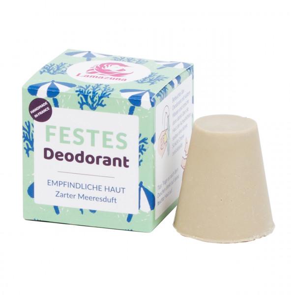 Festes Deodorant zarter Meeresduft