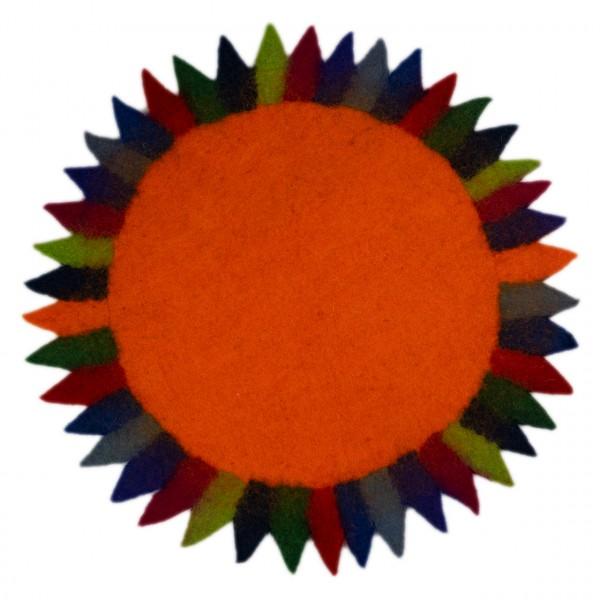Untersetzer Sonne