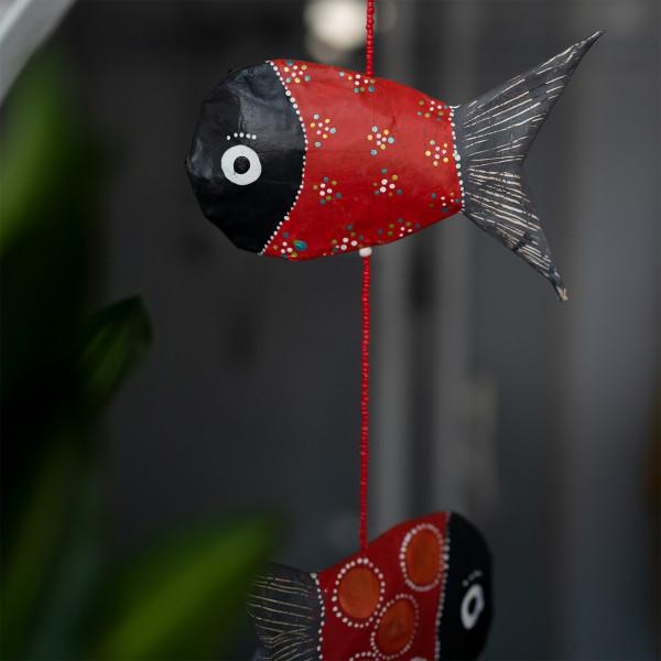 "Girlande Fisch ""Dorade"""