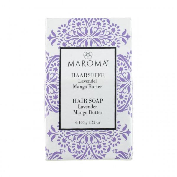 Haarseife Lavendel & Mangobutter
