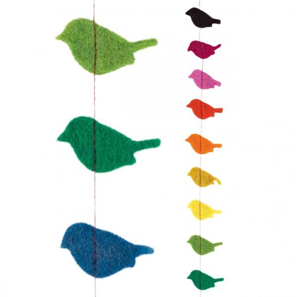 Hänger Vögel