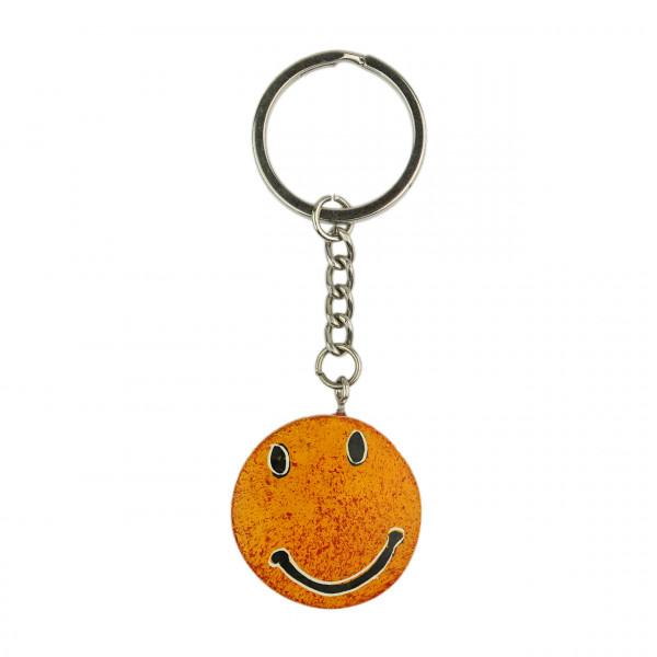 Schlüsselanhänger Smiley