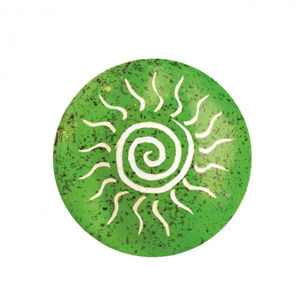 Handschmeichler Sonnenspirale