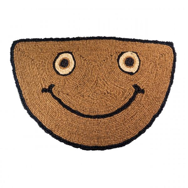 Fußmatte Smiley