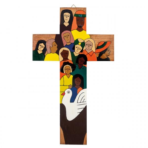 Kreuz Menschen