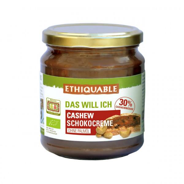 Cashew Schokocreme