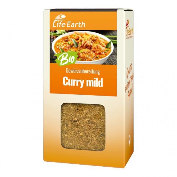 Gewürzzubereitung Curry mild