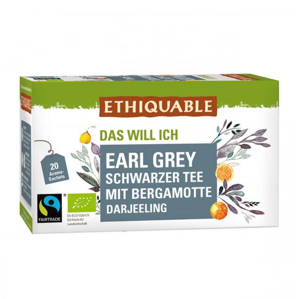 Earl Grey - Schwarzer Tee mit Bergamotte