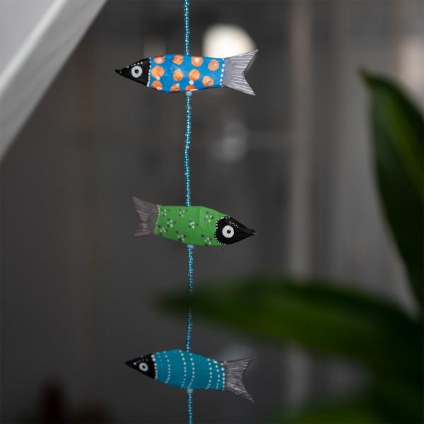"""Girlande Fisch """"kleine Sardine"""""""