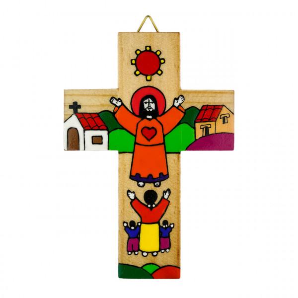 Kreuz Jesus/Kirche