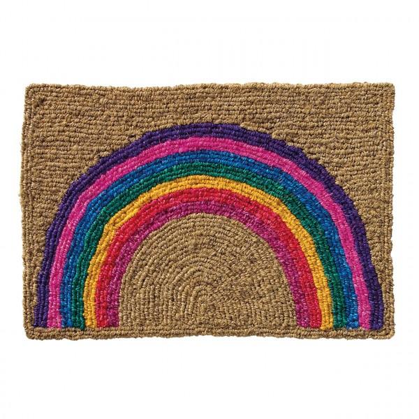 Fußmatte Regenbogen