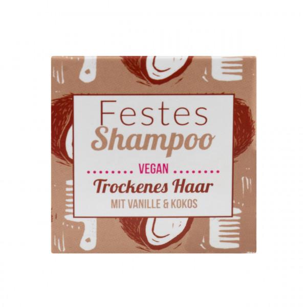 Festes Shampoo Vanille & Kokos