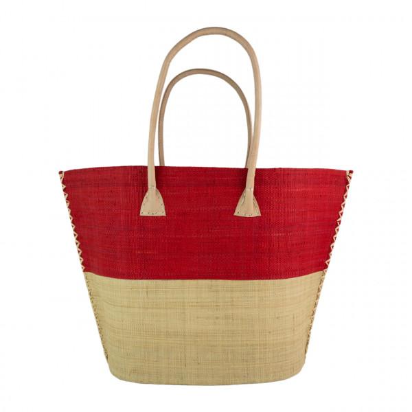 Einkaufstasche 2-farbig