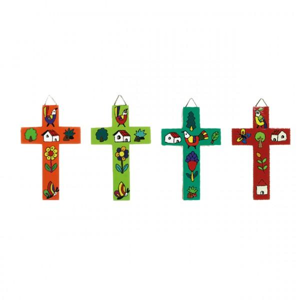Kreuz sortiert