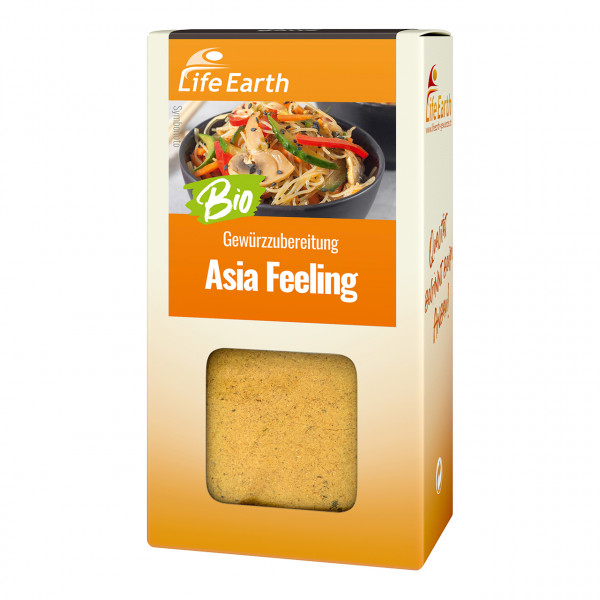 Gewürzzubereitung Asia Feeling
