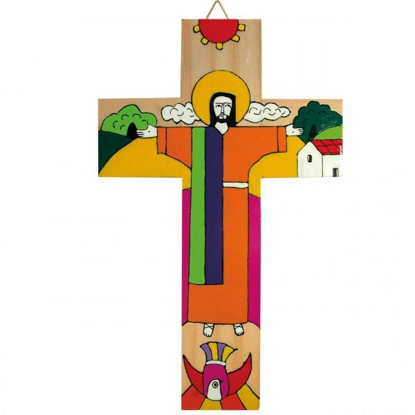 Kreuz Auferstandener
