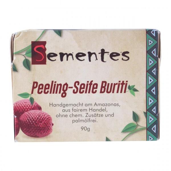 Peeling-Seife Buriti
