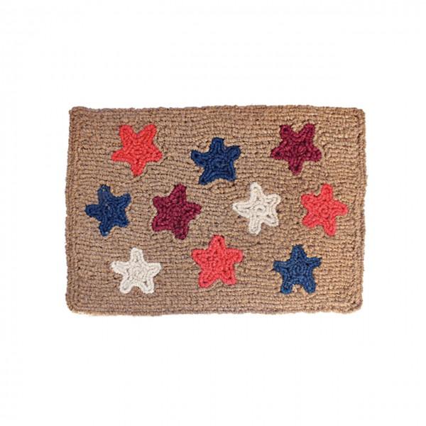 Fußmatte Bunte Sterne
