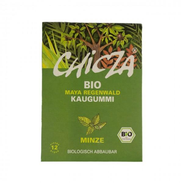Bio-Kaugummi Minze